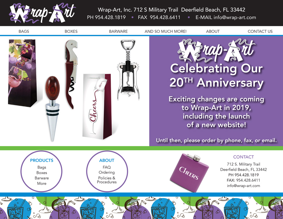 Wrap Art Catalog 2017